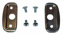Body Parts - Convertible Related Parts - Shafer's Classic - 1955 - 1957 Chevrolet Full Size Latch Plate