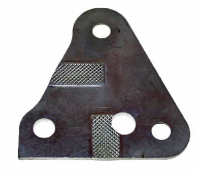 Body Parts - Convertible Related Parts - Shafer's Classic - 1955 - 1957 Chevrolet Full Size Left Rear Quarter Window Adjusting Plate