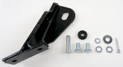 Body Parts - Convertible Related Parts - Shafer's Classic - 1955 - 1957 Chevrolet Full Size Cylinder Bracket, Right