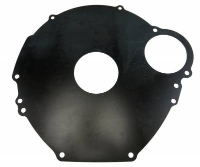 Transmission - Spacer Plates, Block to Transmission - Shafer's Classic - 1962 - 1965 Ford Mustang  Block To Transmission Spacer Plate And Cover