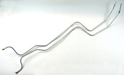 Transmission - Transmission Oil Cooler Lines - Shafer's Classic - 1972 Buick LeSabre Transmission Oil Cooler Line