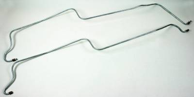 Transmission - Transmission Oil Cooler Lines - Shafer's Classic - 1951 Chevrolet Full Size Transmission Oil Cooler Line