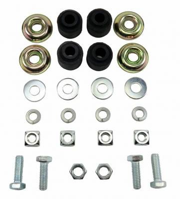 Suspension - Suspension, Body and Undercarriage - Shafer's Classic - 1955 - 1957 Chevrolet Full Size and 1967-1969 Camaro Shock Washer Kit