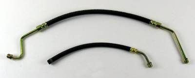 Hoses - Power Steering Hoses - Shafer's Classic - 1971 - 72 Oldsmobile Power Steering Hose Kit