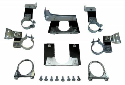 Exhaust - Clamp and Hanger Kits - Shafer's Classic - 1958 - 1964 Chevrolet Full Size Exhaust Hanger Kit