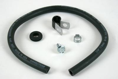 Hoses - Rear End Vent Hose Kits - Shafer's Classic - 1964 - 1970 Ford Mustang  Rear End Vent Hose Kit