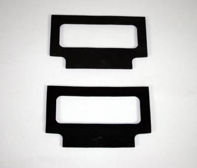 Body Parts - Interior Parts - Shafer's Classic - 1962-64 Full Size Ford Door Light Lamp Gaskets