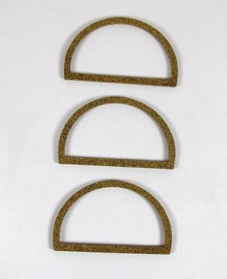 Body Parts - Interior Parts - Shafer's Classic - 1960-70 Full Size Ford Air Cleaner Gaskets