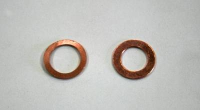 Brakes - Brake Related Parts - Shafer's Classic - 1955 - 1958 Chevrolet Full Size and 1953-62 Corvette Copper Gasket Kit