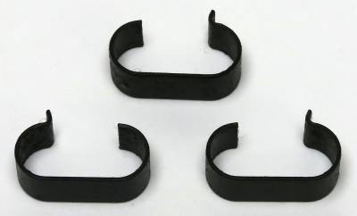 Transmission - Transmission Related Parts - Shafer's Classic - 1963 - 1974 Chevrolet Corvette Transmission Line Retainer Clips