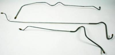 Brakes - Front Brake Line Sets - Shafer's Classic - 1951 Chevrolet Full Size Front Brake Line Set
