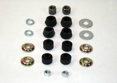 Shafer's Classic - 1949-1954 Chevrolet Full Size Rear Shock Washer Kit