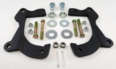 Brakes - Conversion Components - Shafer's Classic - 1958 Chevrolet Full Size Caliper Bracket Kit