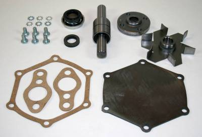 Engine - Engine Related Parts - Shafer's Classic - 1955 - 1957 Chevrolet Full Size and 1955-57 Corvette Water Pump Rebuild Kit