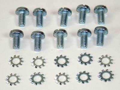 Engine - Engine Related Parts - Shafer's Classic - 1955 - 1962 Chevrolet Full Size Timing Cover Screws