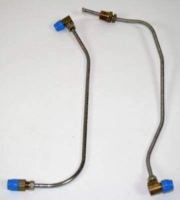 Engine - Engine Related Parts - Shafer's Classic - 1955 Chevrolet Full Size Oil Filter Line