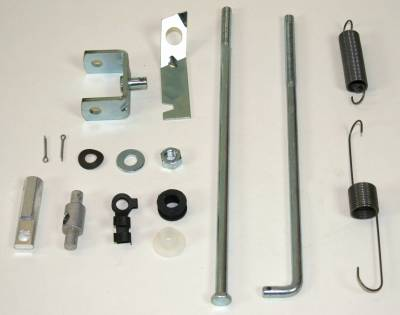 Engine - Engine Related Parts - Shafer's Classic - 1956 - 1957 Chevrolet Full Size Carburetor/Accelerator Linkage Kit