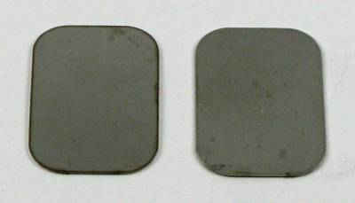 Engine - Engine Related Parts - Shafer's Classic - 1956 - 1957 Chevrolet Full Size Exhaust Block Off Plate to Manifold