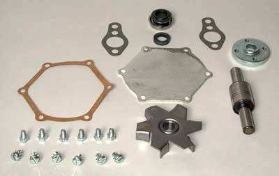 big block chevy water pump rebuild kit