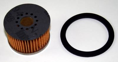 Engine - Fuel System and Related Parts - Shafer's Classic - 1955 - 1964 Chevrolet Full Size Gas Filter Element and Gasket