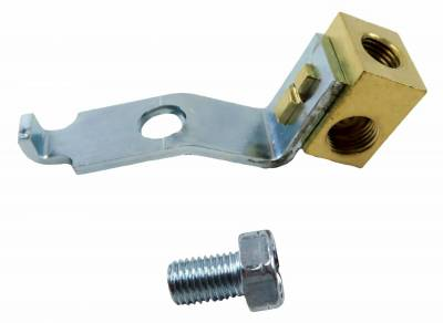 Brakes - Brake Related Parts - Shafer's Classic - 1956 - 1957 Chevrolet Full Size  Brass Junction Block