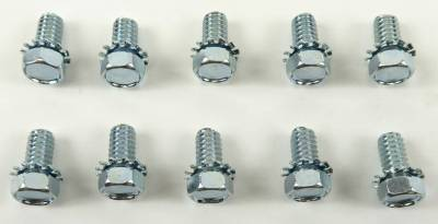 Engine - Engine Related Parts - Shafer's Classic - 1955 - 1972 Chevrolet Full Size Timing Cover Screws