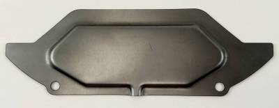 Transmission - Spacer Plates, Block to Transmission - Shafer's Classic - 1965 - 1968 Ford Mustang Block To Transmission Spacer Plate Dust Cover Only