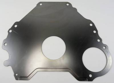 Transmission - Spacer Plates, Block to Transmission - Shafer's Classic - 1965 - 1968 Ford Mustang Block To Transmission Spacer Plate Only