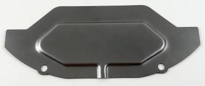 Transmission - Spacer Plates, Block to Transmission - Shafer's Classic - 1969 - 1973 Ford Mustang  Block To Transmission Spacer Plate Dust Cover Only