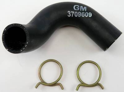 Hoses - Radiator Hose Kits - Shafer's Classic - 1955 - 1957 Chevrolet Full Size  Radiator Hose Kits