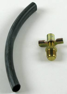 Engine - Radiator Related Parts - Shafer's Classic - 1955 - 1966 Chevrolet Full Size  Radiator Drain Valve