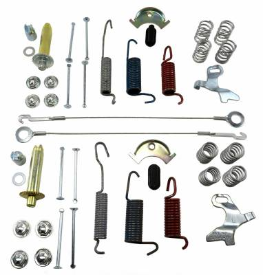 Brakes - Brake Hardware Kits - Shafer's Classic - 1961-64 Full Size Ford Brake Hardware Kit, Front