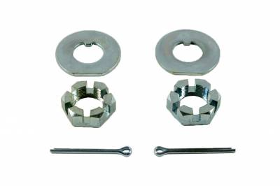 Shafer's Classic - 1955 - 1968 Chevrolet Full Size Spindle Nut And Washer Kit