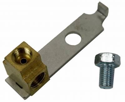 Brakes - Brake Related Parts - Shafer's Classic - 1958-1964 Chevrolet Full Size Brass Junction Block
