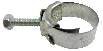 "Hoses - Heater Hose Clamps - Shafer's Classic - 1969 - 1972 Chevrolet Full Size 5/8"" Wittek Tower Heater Hose Clamps"