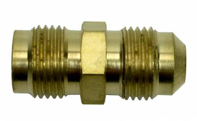 Engine - Engine Related Parts - Shafer's Classic - 1955 - 1957 Chevrolet Full Size Brass Adapter