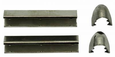 Body Parts - Interior Parts - Shafer's Classic - 1955 - 1958 Chevrolet Full Size Sun Visor Trim