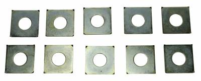Suspension - Suspension, Body and Undercarriage - Shafer's Classic - 1955 - 1963 Chevrolet Full Size Body Mount Shims