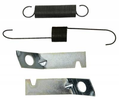 Engine - Engine Related Parts - Shafer's Classic - 1956 - 1964 Chevrolet Full Size Carburetor/Accelerator Linkage Bracket
