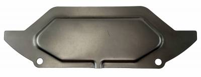 Shafer's Classic - 1965 - 1968 Ford Mustang Block To Transmission Spacer Plate Dust Cover Only