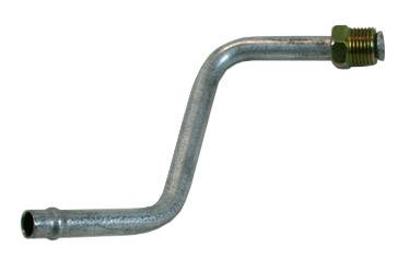 Brakes - Power Booster Brake Line - Shafer's Classic - 1968 - 1969 Ford Mustang  Brake Booster Vacuum Line