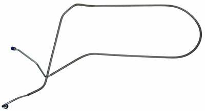 New Products - Shafer's Classic - 1970-1973 Chevrolet Corvette Front to Rear Brake Line