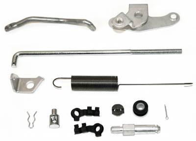 Engine - Linkage Rod Kits - Shafer's Classic - 1955 Chevrolet Full Size Linkage Rod Kit