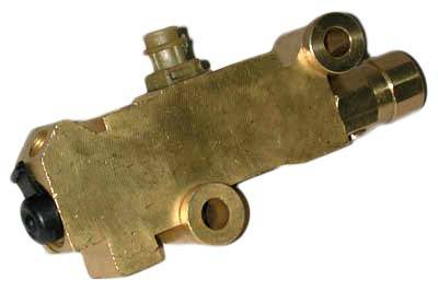 Brakes - Conversion Components - Shafer's Classic - 1955 - 1981 Chevrolet Full Size Proportioning Valve