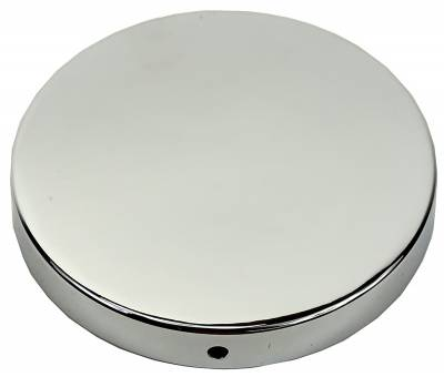 Engine - Engine Related Parts - Shafer's Classic - 1957 Chevrolet Full Size Heater Blower Hole Cover