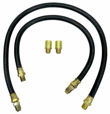 Engine - Engine Related Parts - Shafer's Classic - 1949 - 1954 Chevrolet Full Size Oil Filter Hoses