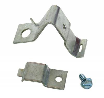 Engine - Fuel System and Related Parts - Shafer's Classic - 1965 Ford Mustang Gas Line Bracket