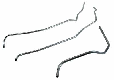 Engine - Fuel Tank Vent Lines - Shafer's Classic - 1971-74 Oldsmobile Gas Tank Vent Line