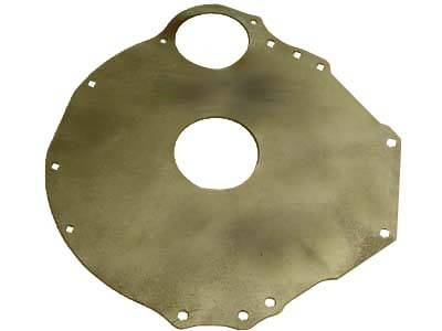 Transmission - Spacer Plates, Block to Transmission - Shafer's Classic - 1969 - 1973 Ford Mustang Block To Transmission Spacer Plate And Cover