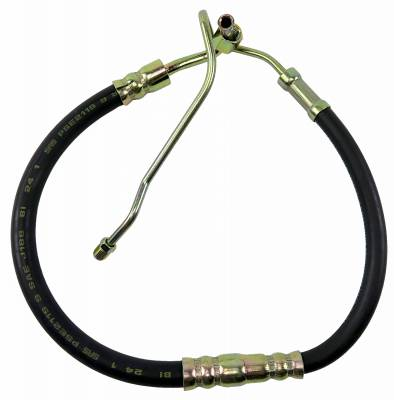 Hoses - Power Steering Hoses - Shafer's Classic - 1965 Ford Mustang Power Steering Hose - Pressure